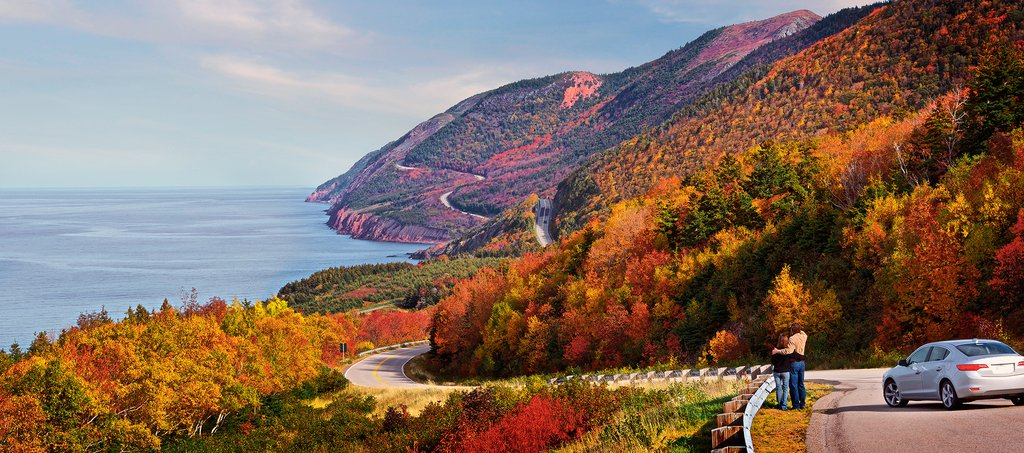 Cape Breton Island Weather October