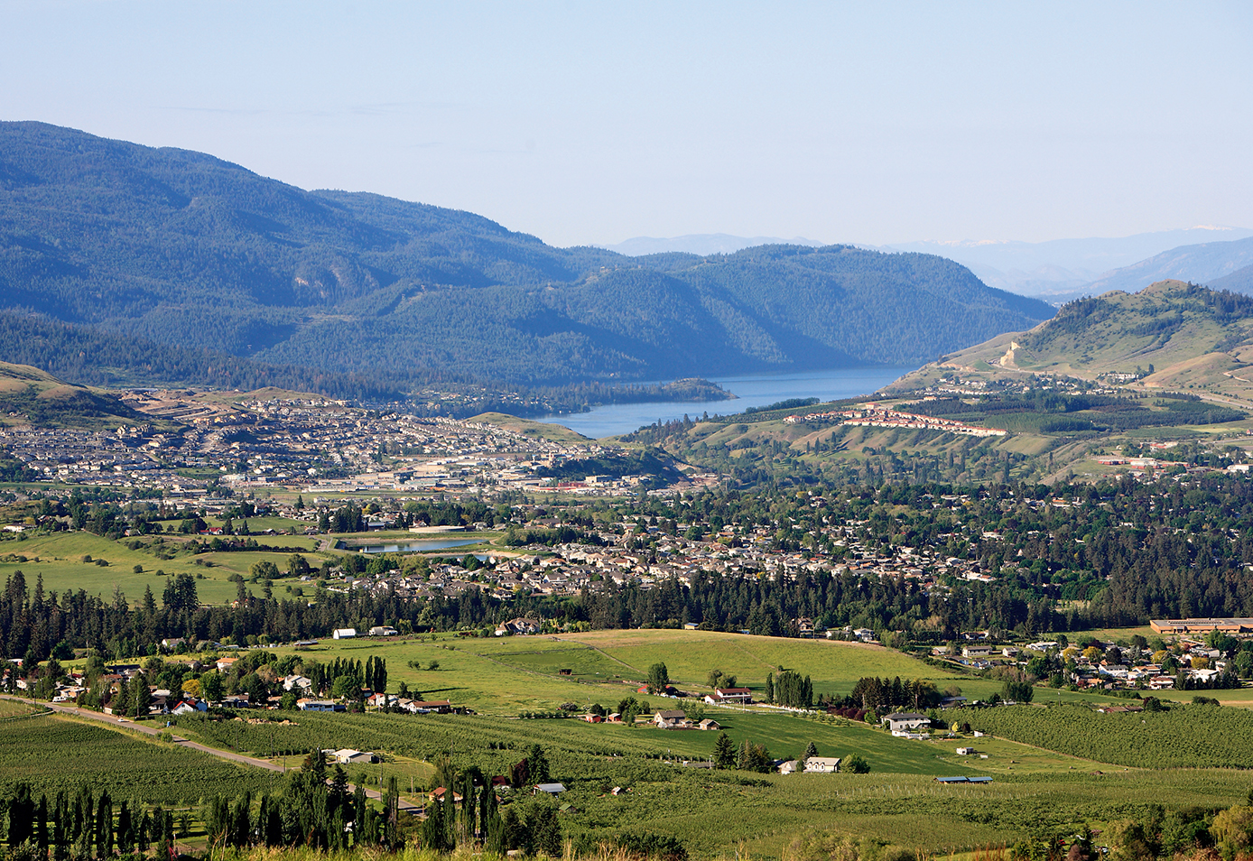 Finding A Home In Vernon Bc Good Times