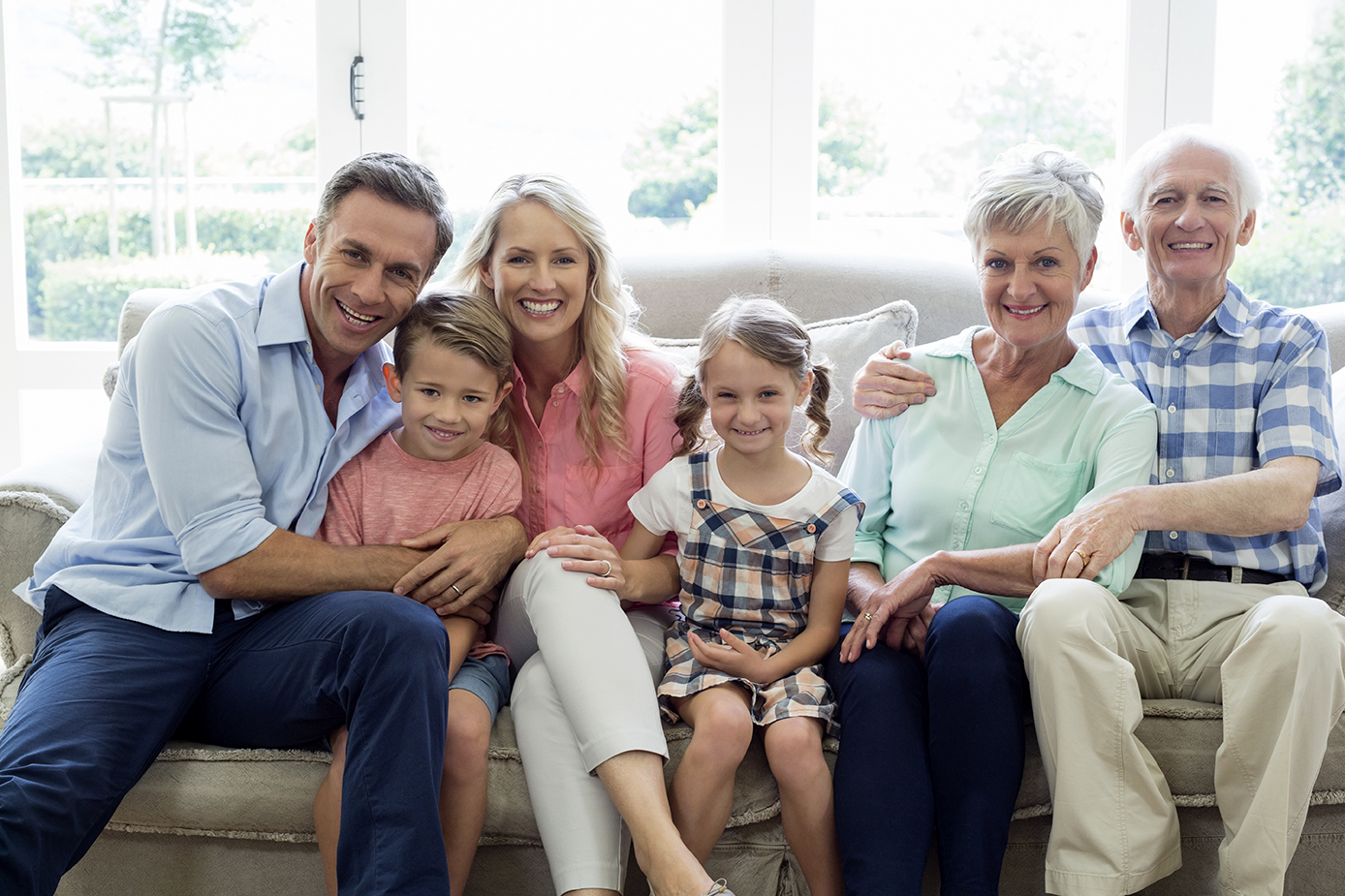 Multi generational living is more and more popular good for Multi family living
