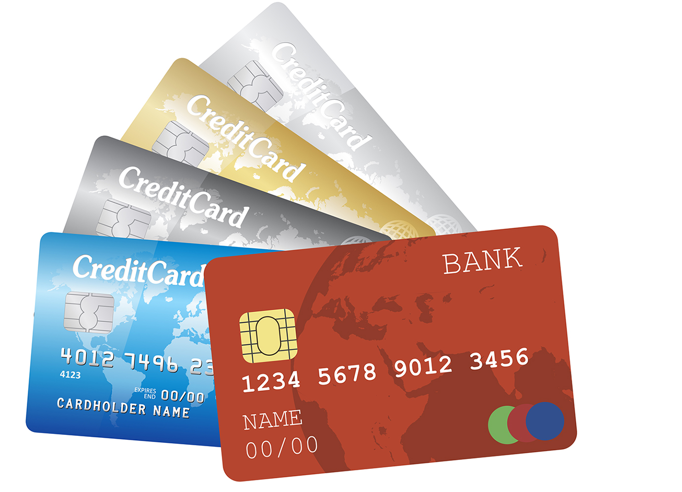 How Many Credit Cards Is Too Many? - Good Times