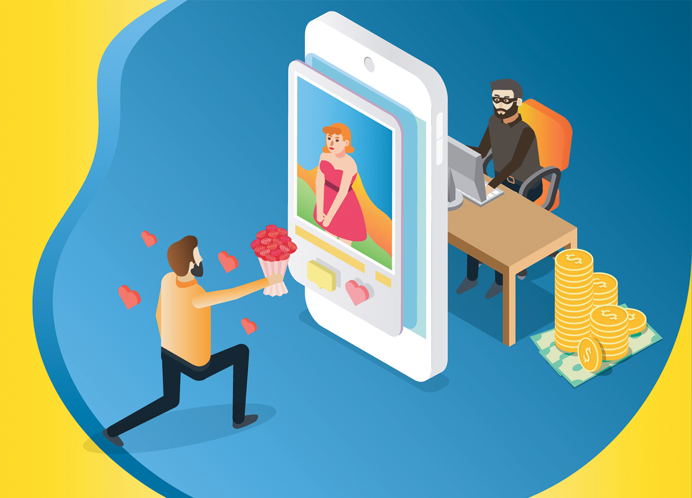 How to Avoid and Protect Yourself From Online Dating